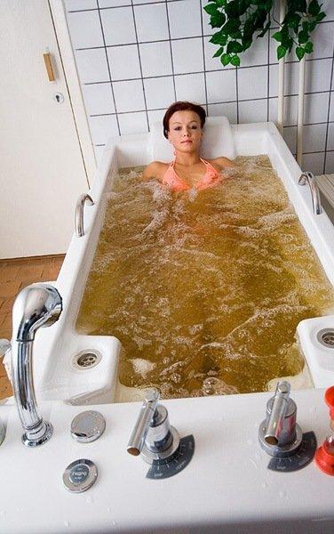 Лечебные ванны домашних условиях