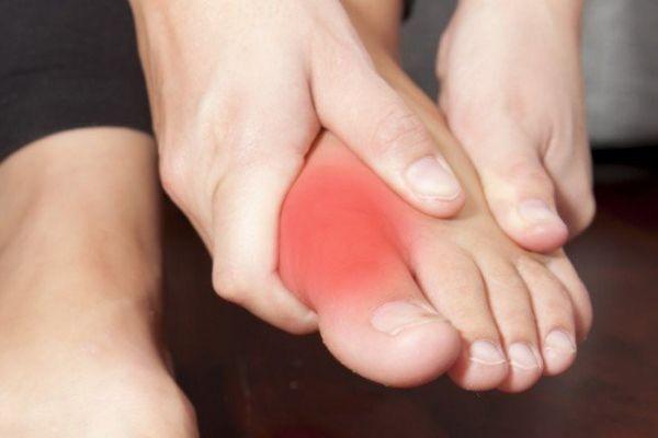 Боль в пальцевых суставах ноги 95