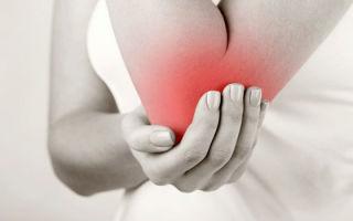 Упражнения от боли в локте