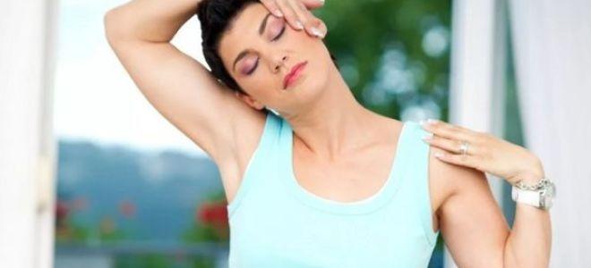 Эффективные упражнения при шейном остеохондрозе в домашних условиях