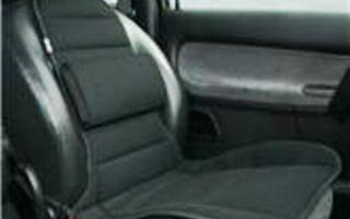 Ортопедические чехлы на сиденье автомобиля