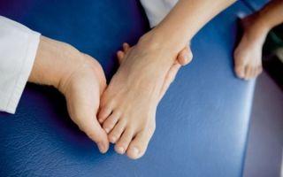 Как определить симптомы артроза голеностопного сустава и способы его лечения