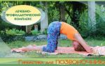 Оздоровительная гимнастика для мышц спины и ее виды