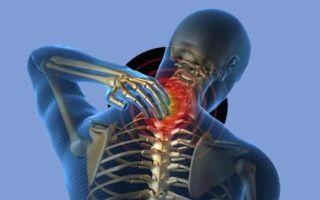 Симптомы хондроза позвоночника