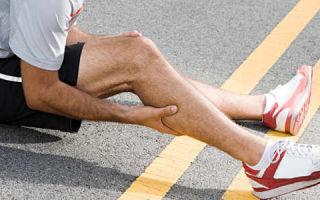 Как можно избавиться от судорог в ногах