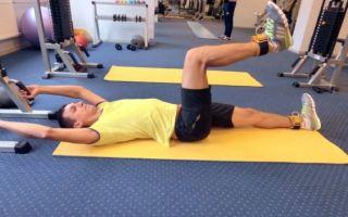 Упражнения при артрозе коленных суставов от джамалдинова муслима