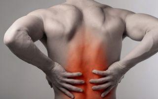 Мышечная боль в спине и ее лечение