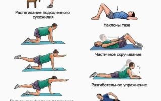 Комплекс лечебных упражнений при грыже позвоночника
