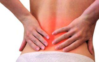 Причины боли в пояснице после физических нагрузок