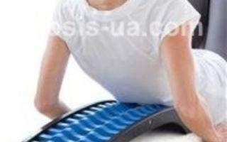 Массажеры для позвоночника и мышц спины