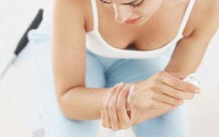 Боль в суставах после родов