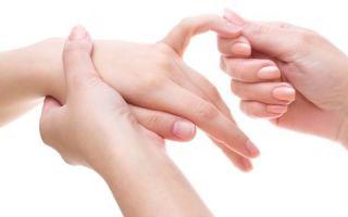 Боль в пальцах рук при беременности