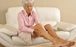 Боль в ноге от бедра до стопы