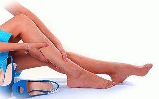 Почему немеют ноги ниже колен