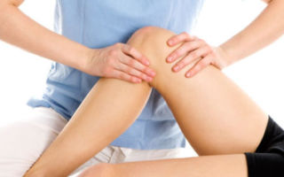 Массаж колена при артрозе