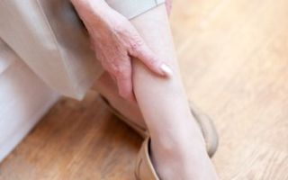 Ночные судороги ног в пожилом возрасте