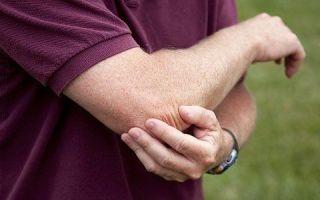 Почему возникает боль в локтевом суставе и как его лечить