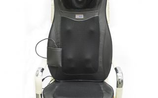 Массажер на кресло для спины и шеи