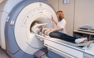 Магнитно-резонансная томография (мрт) суставов