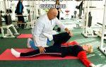 Гимнастика и ЛФК при артрозе коленного сустава
