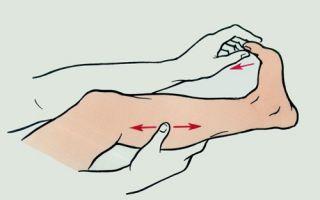Помощь при судорогах в ногах