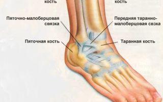 Особенности остеоартроза голеностопного сустава