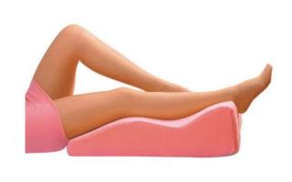 Ортопедическая подушка для ног