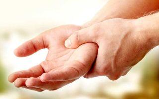 Почему млеют руки