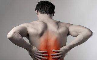 Поднял тяжести и начала болеть спина — оказание первой медицинской помощи