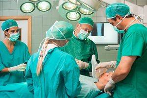 хирурги перед операцией