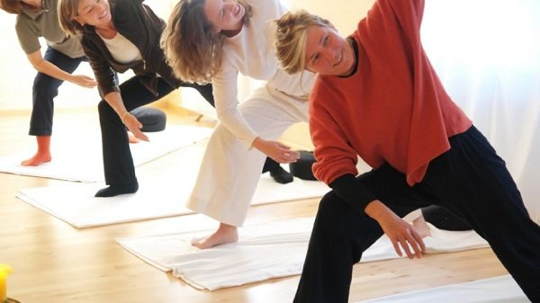 упражнения при артрите в домашних условиях