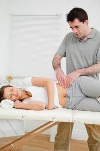 массаж больному