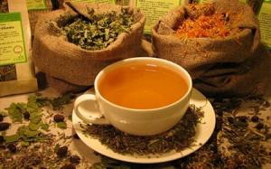 чай с травками