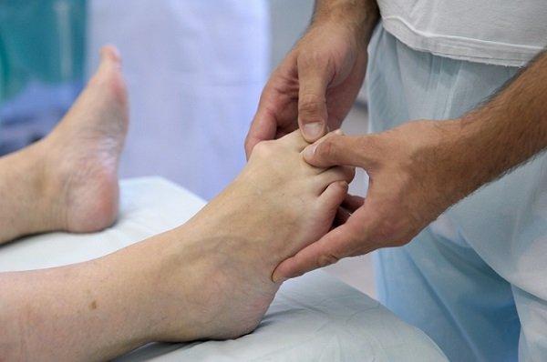 Подагра стопы симптомы и лечение