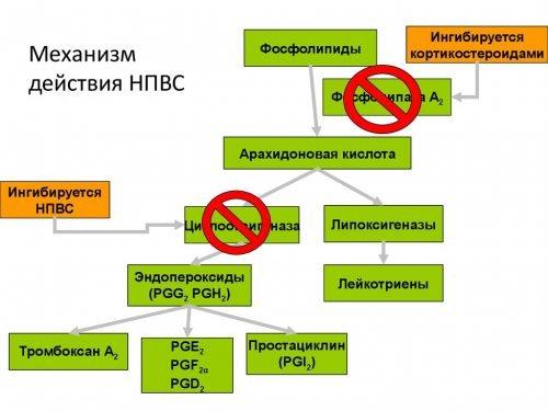 Механизм НПВС