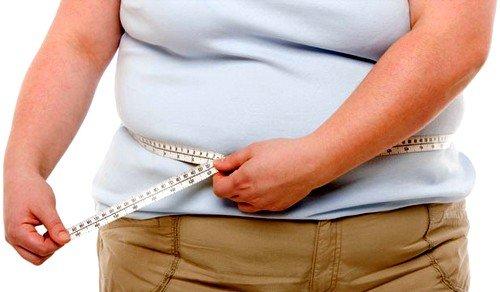 избыточный вес причина болезни