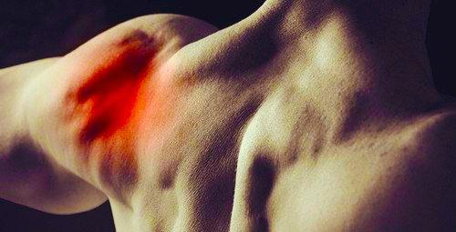 воспаление на спине