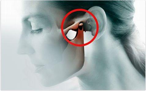 Боль в районе уха