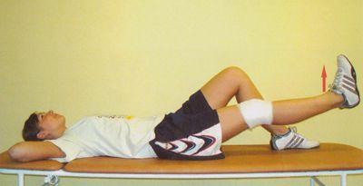 разминка колена