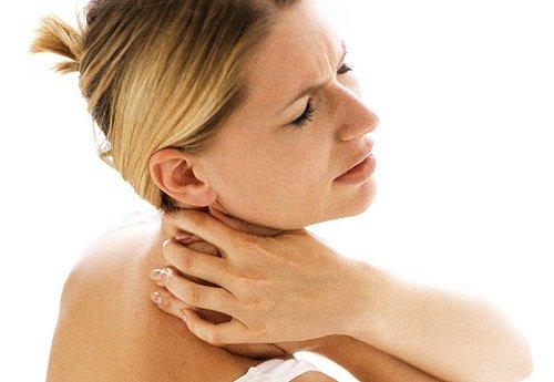 Жгучие боли в голове при шейном остеохондрозе