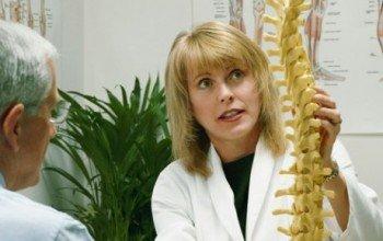 невролог поясняет строение позвоночника