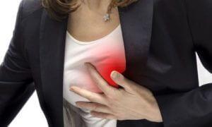 воспаление в груди