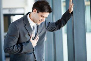 болевой синдром в грудном отделе