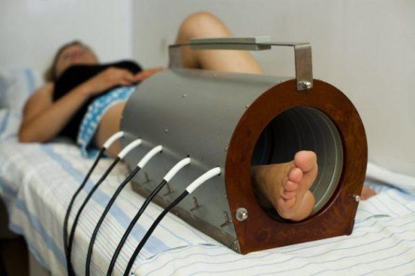 Лечение электрическим полем