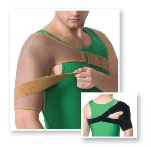 Как правильно носить плечевой бандаж?