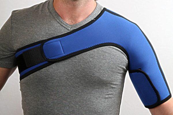 Фиксирующая повязка на плечевой сустав — Суставы