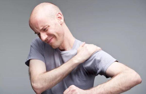 скованность плеча