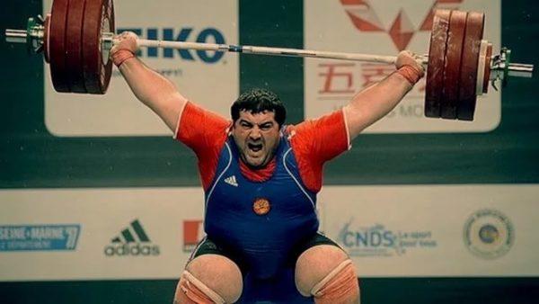 тяжелый спорт