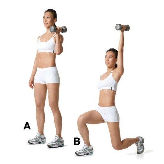 упражнения с отягощением
