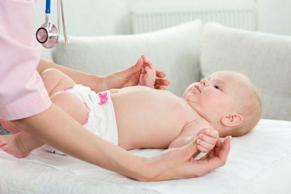Расшифровка УЗИ тазобедренных суставов новорожденных грудничков и детей